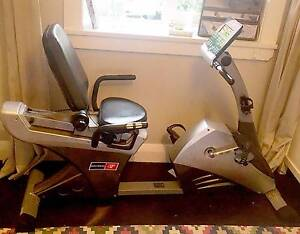 Bodyworx Recumbent Bike - Great Condition! Balgowlah Manly Area Preview