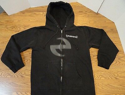 FREE SHIPPING - EVANESCENCE Hoodie Style Jacket Goth Rock Broken Angel Medium