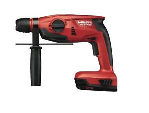 Hilti TE 2-A22 Cordless Rotary Hammer Drill Charger FREE Battery