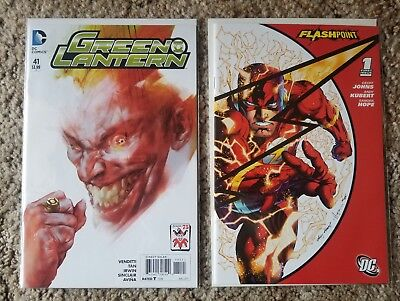 Flashpoint #1 Plus Extra