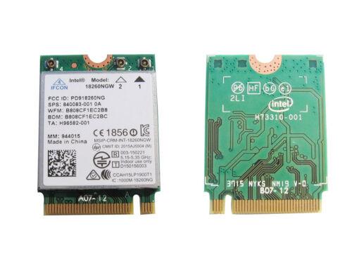Intel 18260NGW Tri-band Wireless-AC 18260 M 2 NGFF Wifi