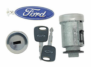 ford focus 2000 2005 ignition lock cylinder with 2. Black Bedroom Furniture Sets. Home Design Ideas