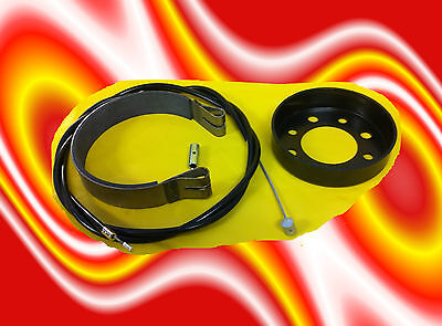 Mini Bike & Go Cart Drum- Cable- Band With 60 Cable