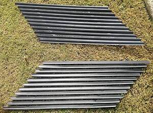 Ford XD XE XF Falcon Fairmont Wagon rear side window venetians Nambour Maroochydore Area Preview