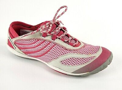 Merrell Pace Glove Ash Shoes Womens 7 Barefoot Trail Cross Training Sneaker $105