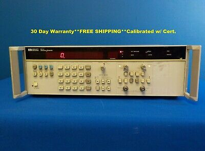 Agilent Keysight Hp 5335a Universal Counter 200 Mhz