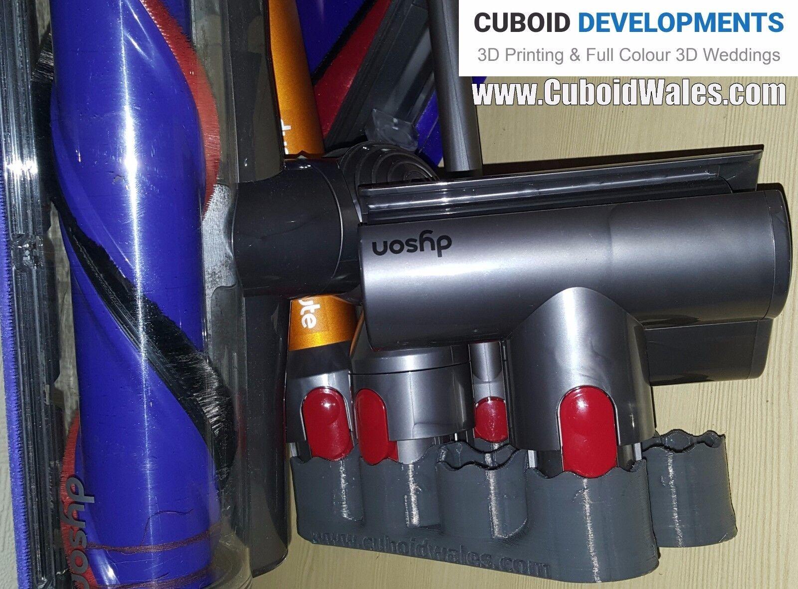 For Dyson V8 8 Tool Wall Mounted Organiser Bracket
