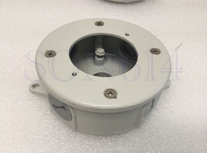 Pelco ICS310-COND Wall Ceiling Conduit Wire Adapter Mounting Box for CCTV Camera