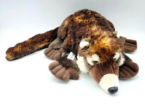 "Cancun Mexico Souvenir COATI MUNDI 12"" Stuffed Animal Plush"