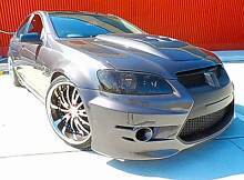 2009 ve Holden Commodore omega SV6 hsv vz ss fpv ba bf fg xr6 fpv Logan Reserve Logan Area Preview