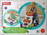 Fisher-Price Lauflernwagen Mattel V3254