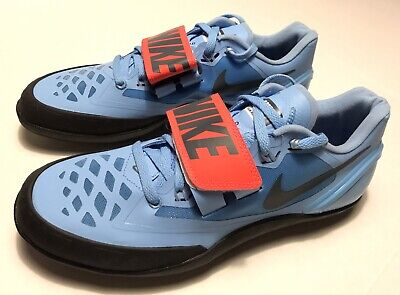 1f0144a2f9577 Nike Zoom Rotational 6 Shot Put Discus Hammer Throw Shoes Blue SZ 7.5  685131-446.  . 74.99. Buy It Now. Free Shipping. Condition  New without box