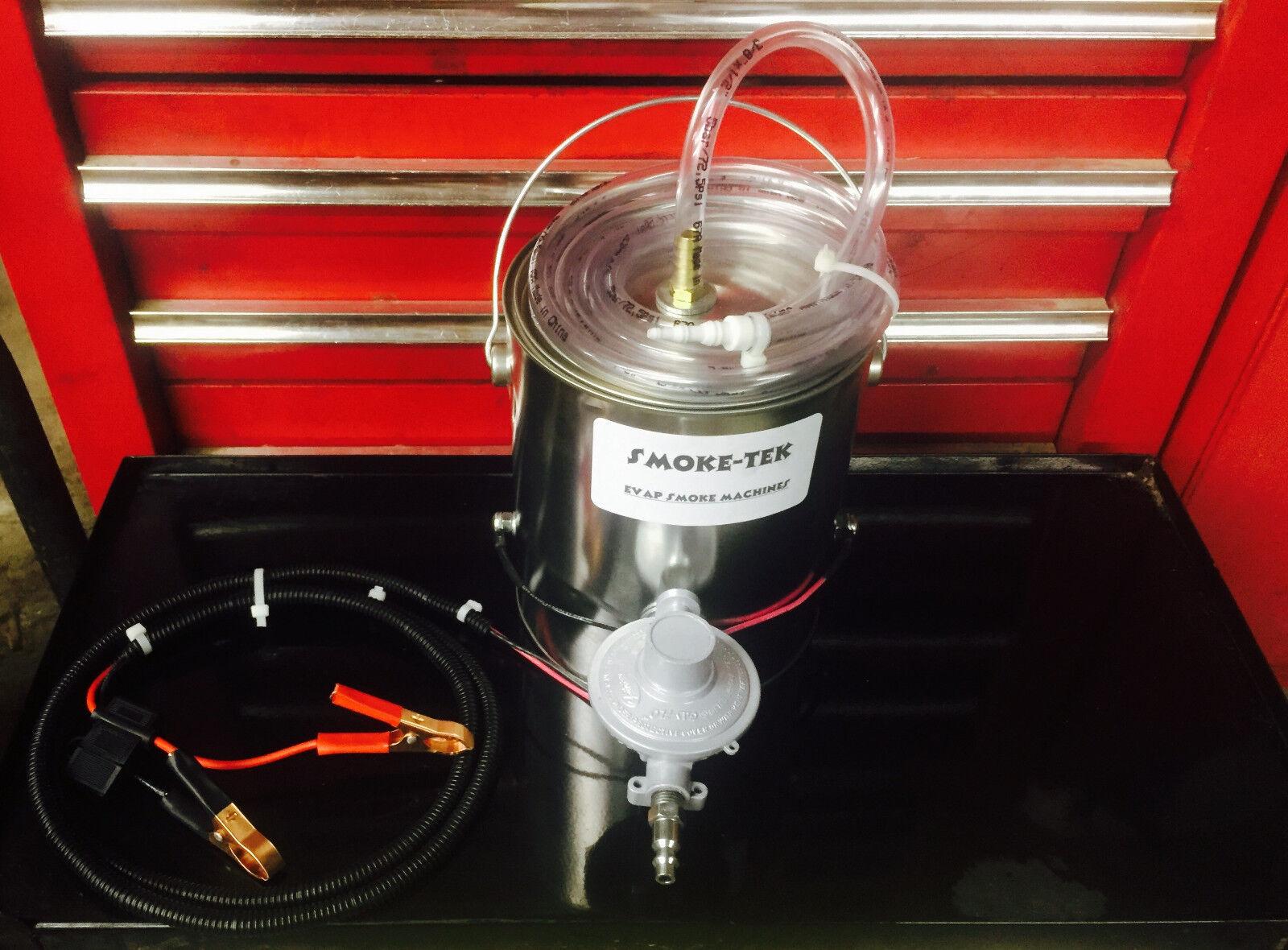 Evap Smoke Machine Diagnostic Emissions Vacuum Leak Tester
