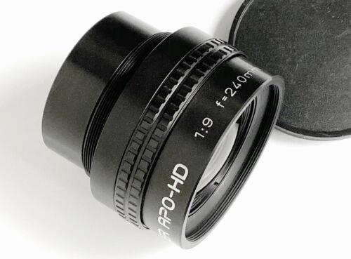 """Beseler Rodenstock 240mm f9 Apochromatic 8x10"""" Enlarging Lens NEAR MINT!"""