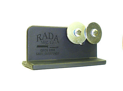 Rada Cutlery R119 Quick Edge Knife Sharpener Made In USA FREE SHIPPING