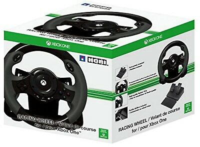Hori XBOX ONE Racing Wheel with Pedals XBO-005U Paddle Shifters Programmable
