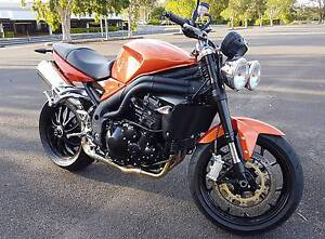 2009 Triumph Speed Triple 1050 Keperra Brisbane North West Preview