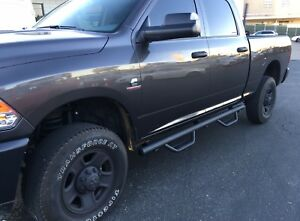 Ram 1500 Running Boards >> Dodge RAM 2500 Side Steps | eBay