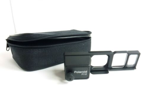 Polaroid F112 Close Up Lens with Case for Polaroid Spectra Cameras