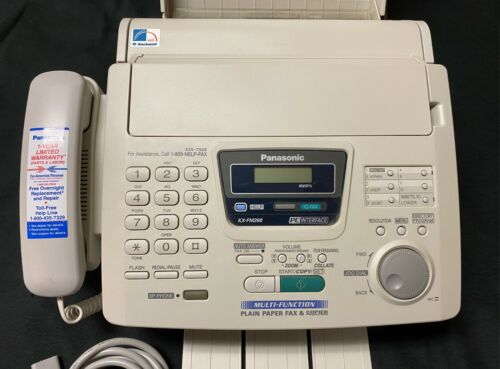 Panasonic KX-FM 260 Fax and Copier USED