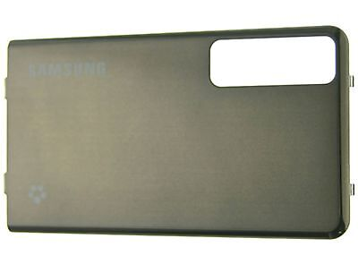 GENUINE Samsung Behold SGH-T919 BATTERY COVER Door COFFEE BROWN metal cell phone