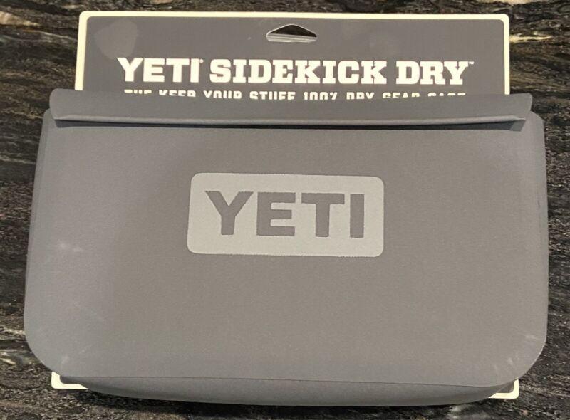 Yeti Sidekick - Charcoal