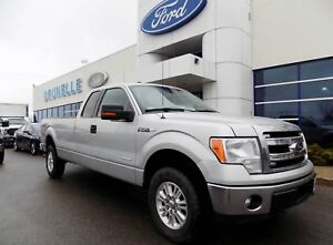 Ford F-150 2014 XLT Max payload