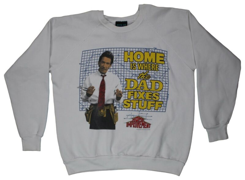 Vintage Home Improvement Tv Show Sweatshirt 1990