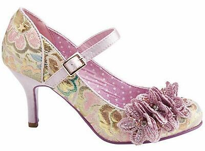Ladies Womens Court Shoes Couture Ankle Strap Mary Jane Mid Heel Size Ankle Strap Mary Jane Pump