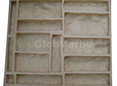 Concrete Mold. Castle Rock Veneer Stone Mold Cs 30011. Concrete Stone Mould