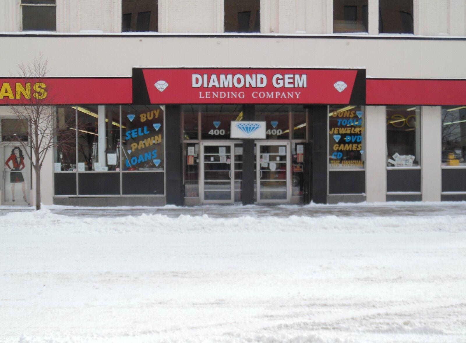 Diamond Gem Pawn