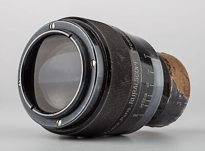 Ruralscope Anamorphic Lens, Cinemascope,Projection SHP 63595