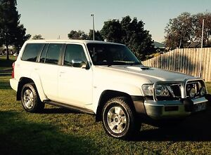 IN GREAT NICK!!! 2004 Nissan Patrol Wagon Traralgon Latrobe Valley Preview