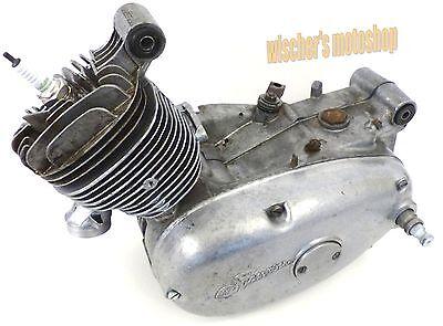 SIMSON Motor Schwalbe KR 51/1 50 ccm NEU regeneriert 3 Gang Fußschaltung