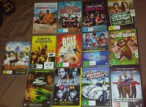DVD Bundle. BARGAIN! Valley View Salisbury Area Preview
