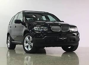 2007 BMW X5 4.4 Litre V8 Wagon SPORT Ashmore Gold Coast City Preview
