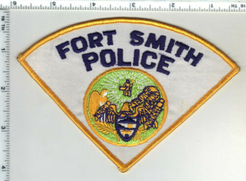 Fort Smith Police (Arkansas) 2nd Issue Shoulder Patch