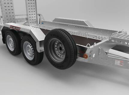 3500KG PLANT TRAILER - NO ELECTRIC BRAKES REQUIRED Welshpool Canning Area Preview