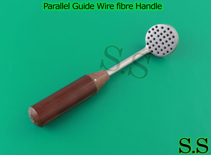 Parallel Guide Wire fibre Handle Orthopedic Instruments