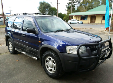2004 FORD ESCAPE XLS V6 152,400KM's