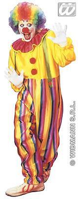 Zirkus Clown Kostüm für Damen und Herren Clownskostüm