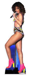 Rihanna-LIFESIZE-CARDBOARD-CUTOUT-STANDEE-STANDUP-Pop-Star-Icon-sexy-Rhianna