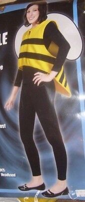 KILLER QUEEN BEE HALLOWEEN COSTUME COSPLAY WOMENS NEW SIZE FITS MOST BUMBLE](Killer Bee Costume)