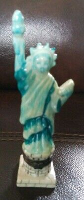Mini Statue of Liberty Hinged Trinket Treasure Box Jewelry Keepsakes Love Notes