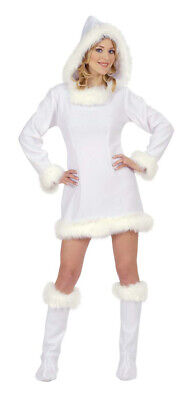 Sexy Eskimo Girl Kostüm für Frauen NEU - - Eskimo Kostüme Damen