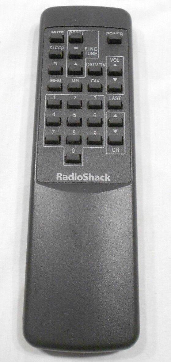 RADIOSHACK  REMOTE 15-1981