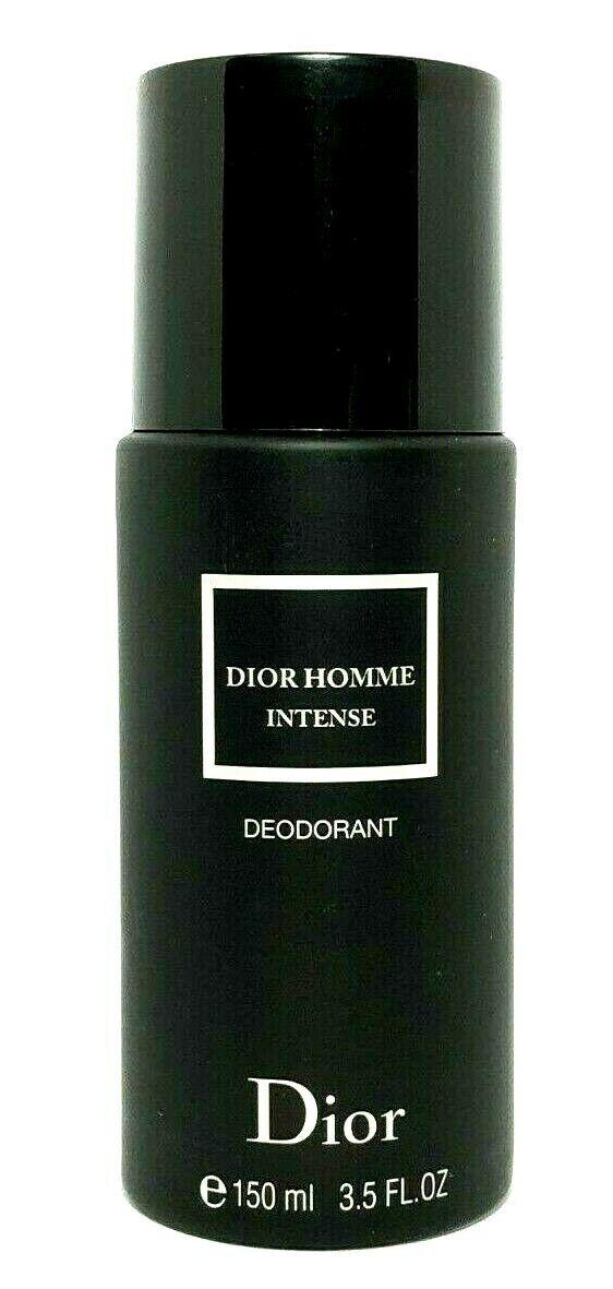 CHRISTIAN DIOR HOMME INTENSE Deodorant Spray FOR MEN 3.5 Oz