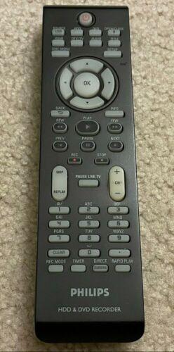 Remote For Phillips HDD DVD Recorder DVDR3576H/37 Genuine OEM Tested Works