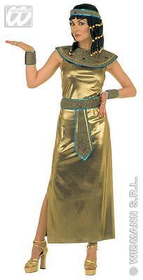 Kleopatra Kostüm in gold für die Königin von Ägypten Cleopatra