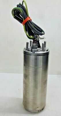New Franklin 2445059004g 2-wire Submersible Motor 1ph 12hp 230v 4